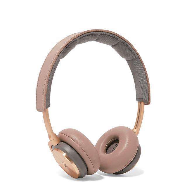 H8 Wireless Leather And Aluminium Headphones