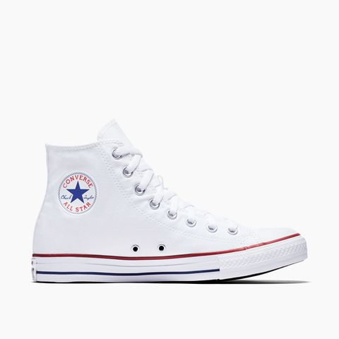 All Star High Top White Trainers