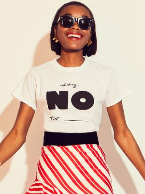 Monogram Just Made the Coolest T-Shirt Ever for Women With a Voice