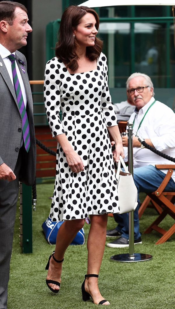 kate middleton wimbledon 2017 outfit
