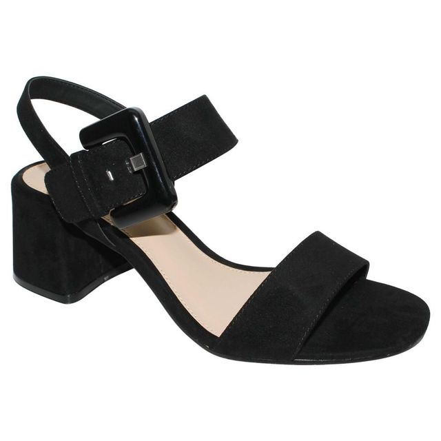 Anastasia Buckle Strap Sandals