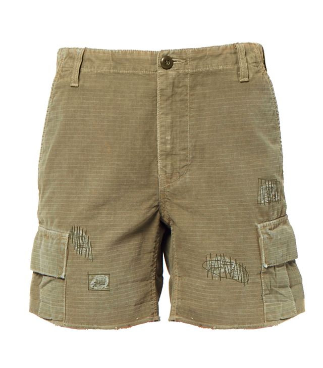 Re/Done Cargo Shorts