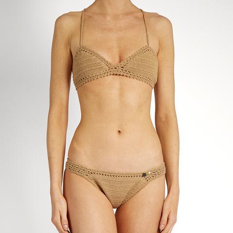 Essential Crochet Bikini Top