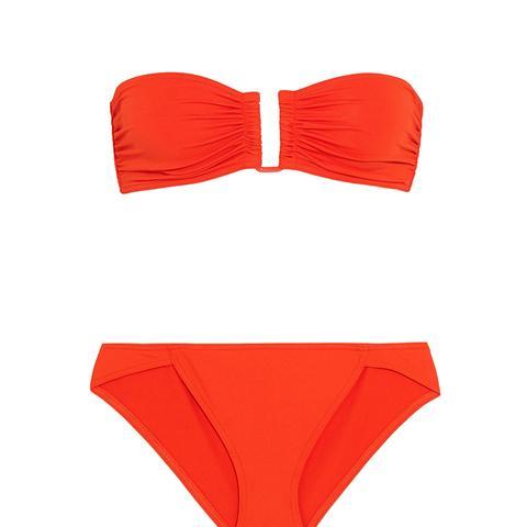 Les Essentiels Show Bandeau Bikini Top