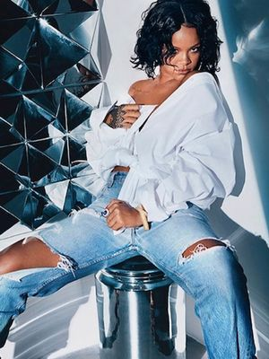 "Meet Rihanna's ""So Stoned"" Collection for Manolo Blahnik"