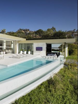 This Is What the Most Expensive Home in Beverly Hills Looks Like (It's $130M)