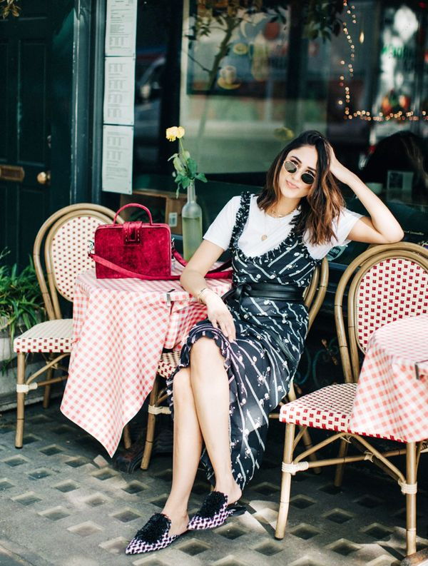 Outfits Bloggers are wearing now: Soraya Bahktiar