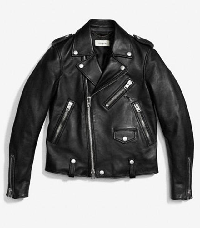 Wardrobe Edit: Leather Jacket