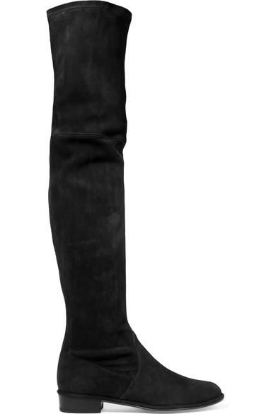 Thighscraper Suede Over-the-knee Boots