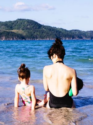 Moms, This Is How You're (Unknowingly) Influencing Your Daughter's Self-Image