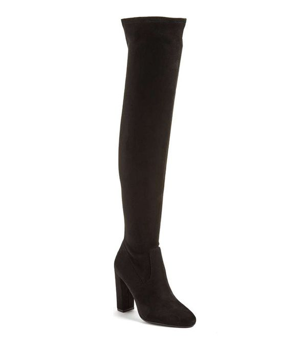 'Emotions' Stretch Over The Knee Boot