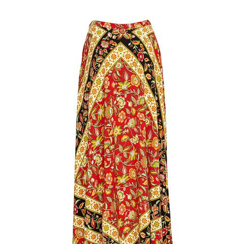 Lolita Split Skirt