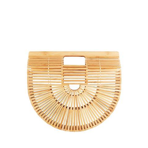 Large Bamboo Ark Bag
