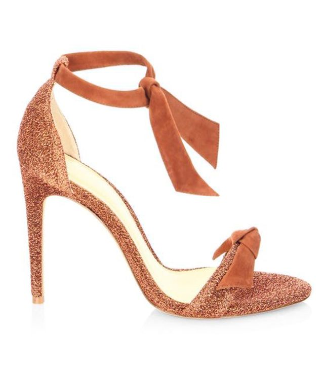 Alexandre Birman Clarita Tie Wrap Sandals