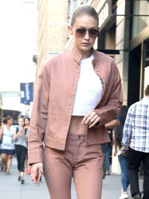 These $75 Sneakers Make Gigi Hadid's Outfit Look So Fresh