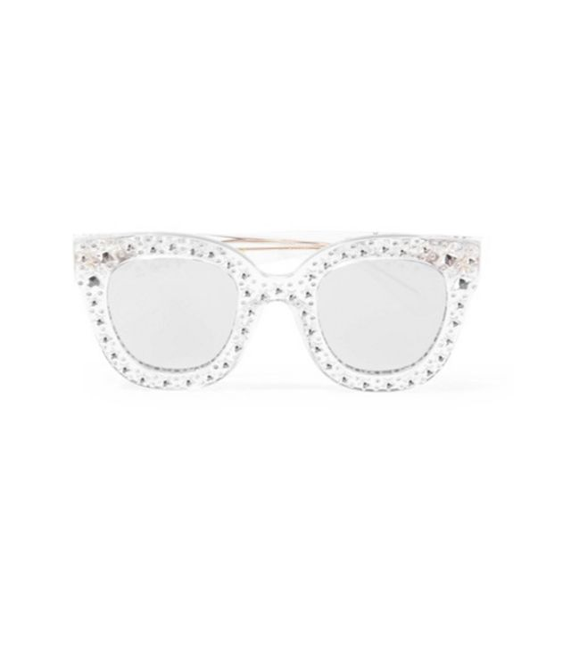 Best bling accessories: Gucci sunglasses