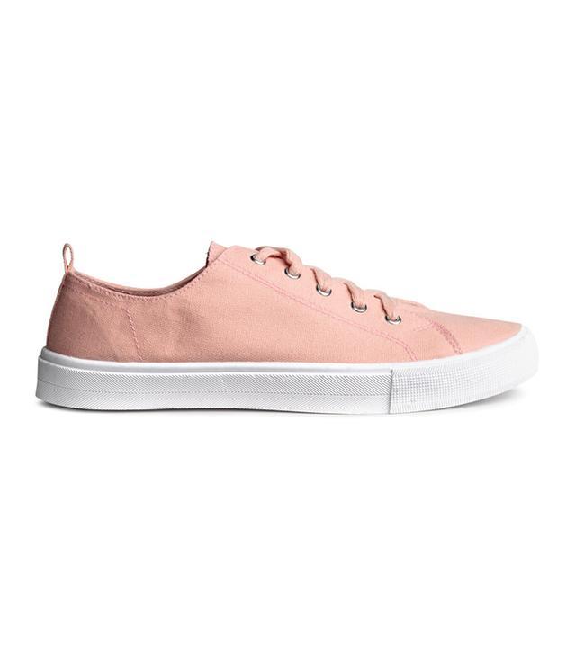 Twill Sneakers