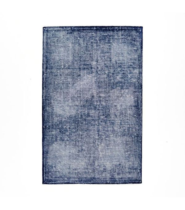 Blurred Lines Wool Rug