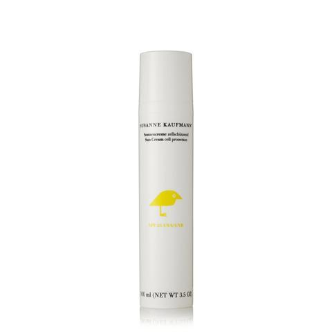 SPF 25 Sun Cream Cell Protection
