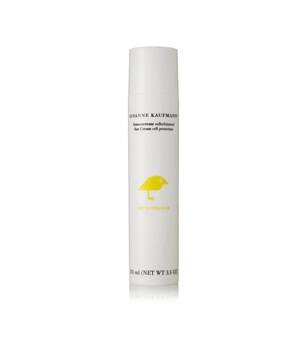 Spf25 Sun Cream Cell Protection