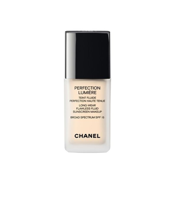 Best foundation: Chanel Perfection Lumiere