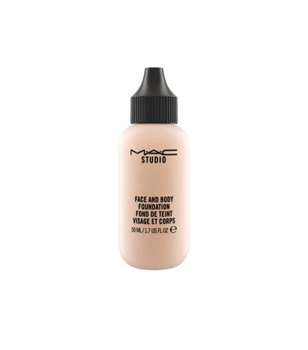 Best foundation: MAC Face & Body