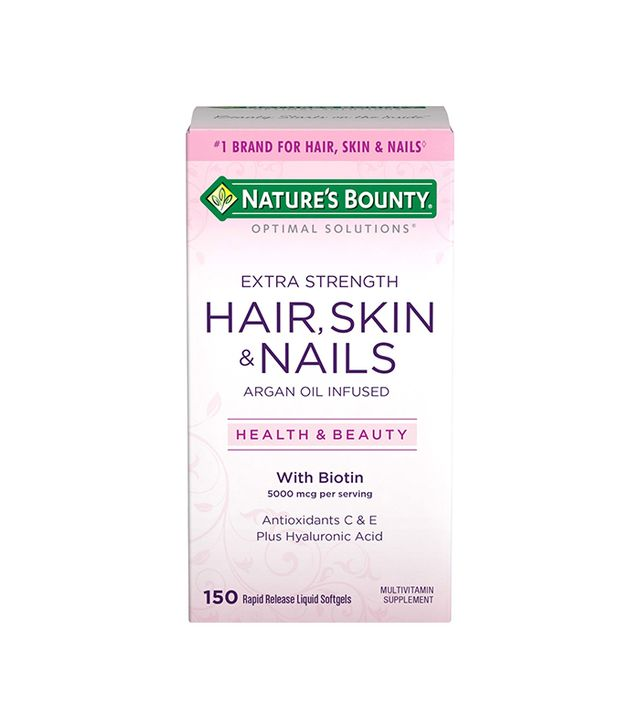 Nature's Bounty Extra Strength Hair, Skin & Nails