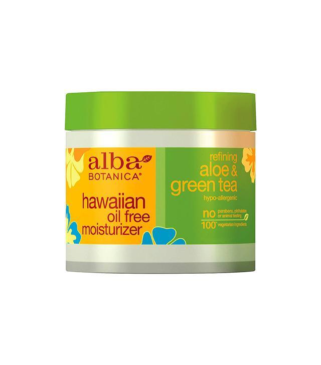 Alba Hawaiian Refining Aloe & Green Tea Oil-Free Moisturizer