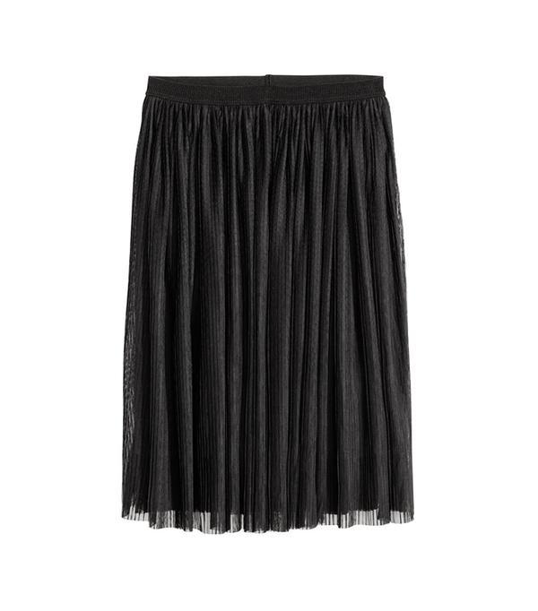 best plus size pleated skirt