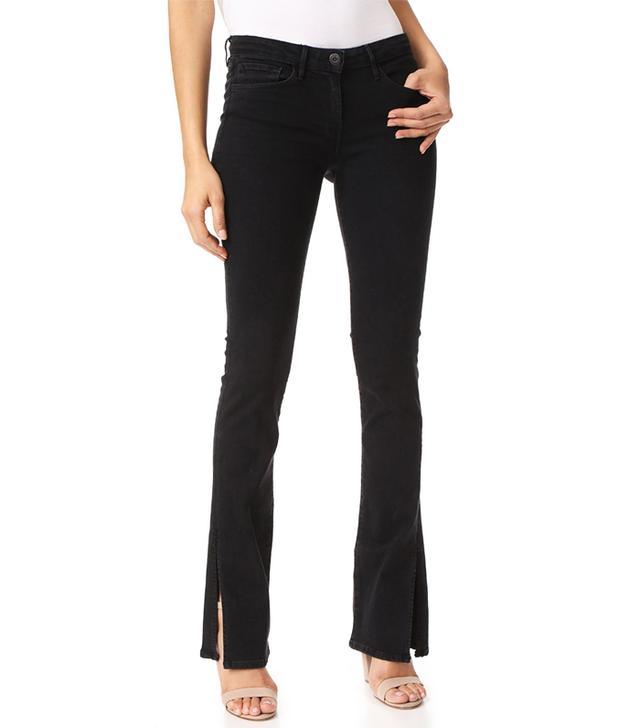 W2 Split Seam Bell Jeans