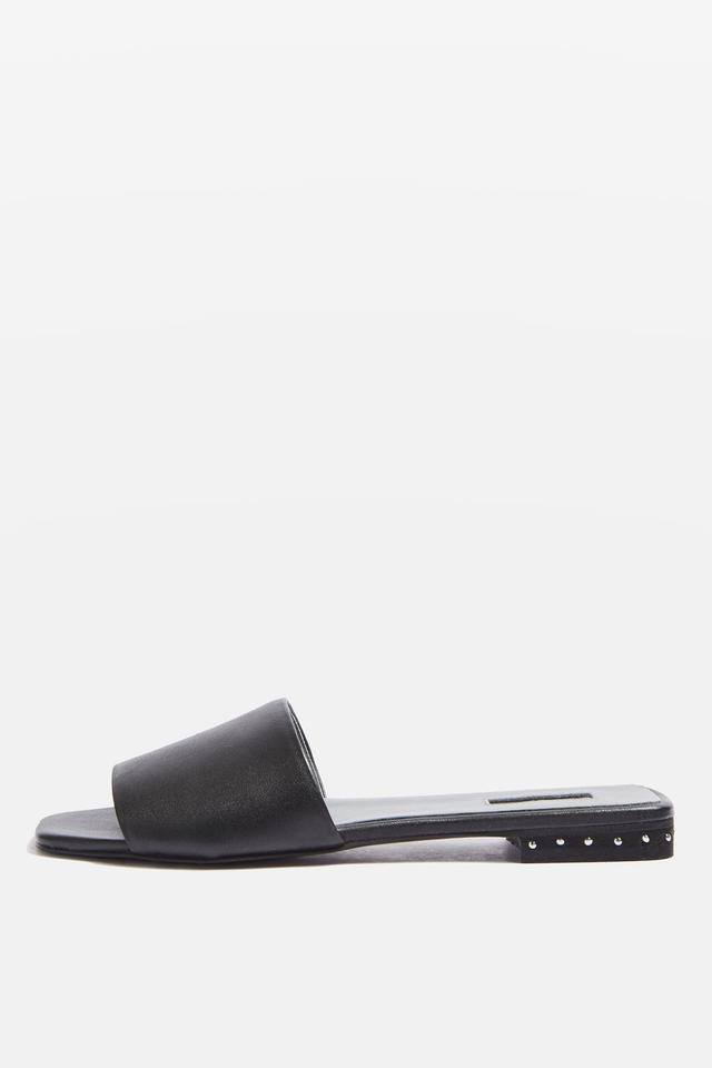 FERN Studded Heel Sandals