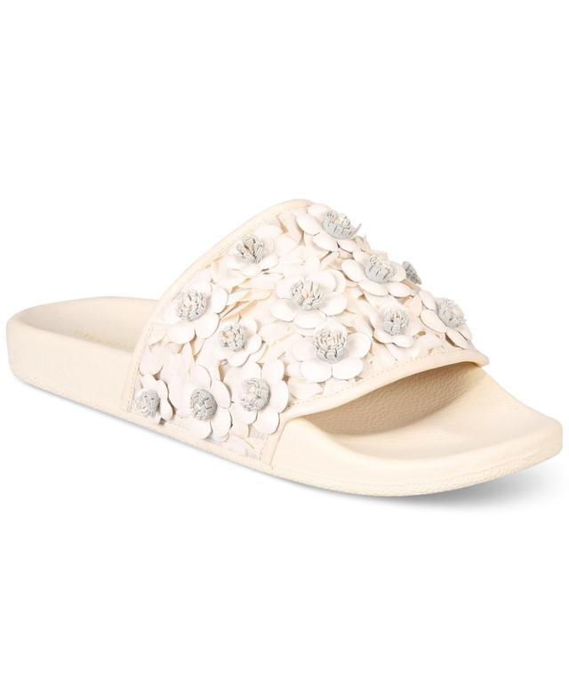 Stella Embellished Slide Sandals Women's Shoes