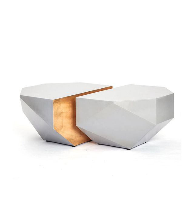 Julia Buckingham for Global Views Gema Coffee Tables