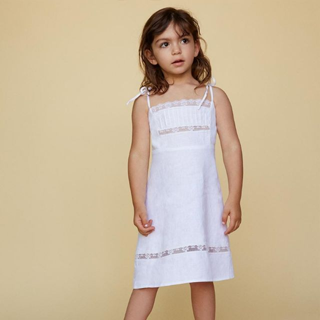 Reformation Dakota Kids Dress