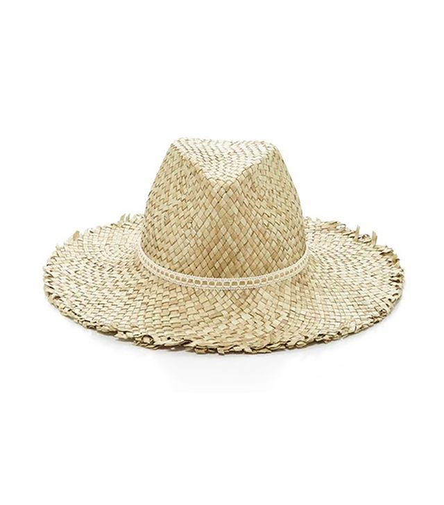Ailin Woven Straw Hat