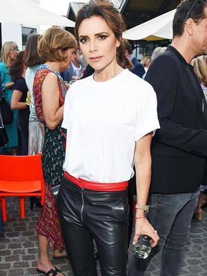 Victoria Beckham Just Wore the Biggest Boot Trend for Next Season