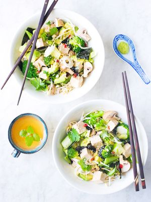 Want to Live to 100? Try This Health-Boosting Eastern Diet