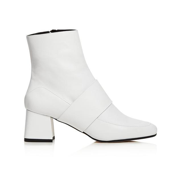 Goldie Block Heel Booties