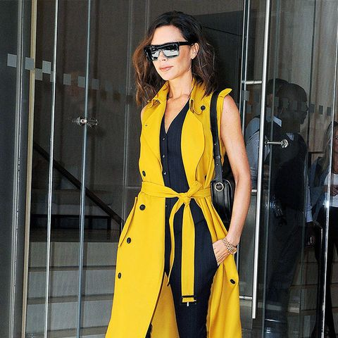 Victoria Beckham style: Being Creative With Layers Is Easy