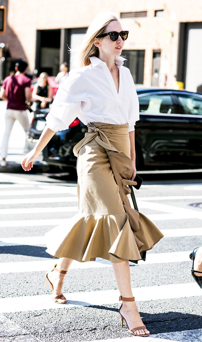 8 Summer Work Outfits You Can Wear On Repeat Who What Wear