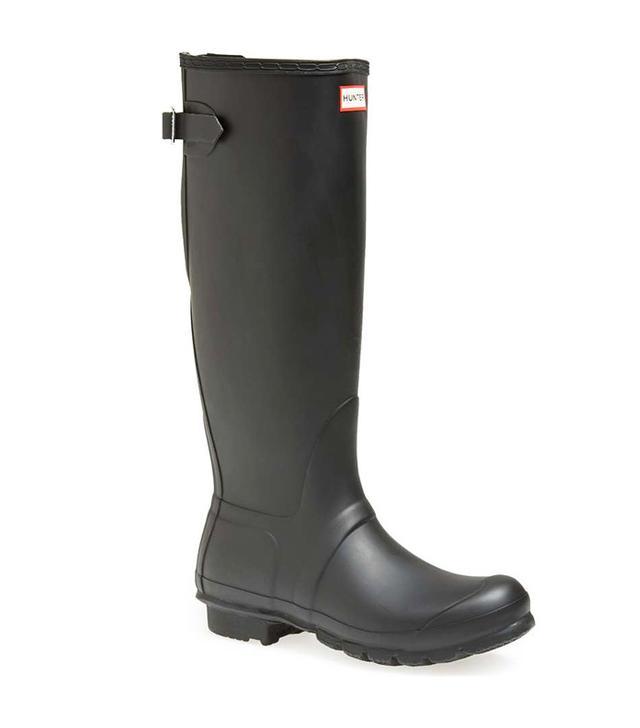 Adjustable Calf Rain Boot