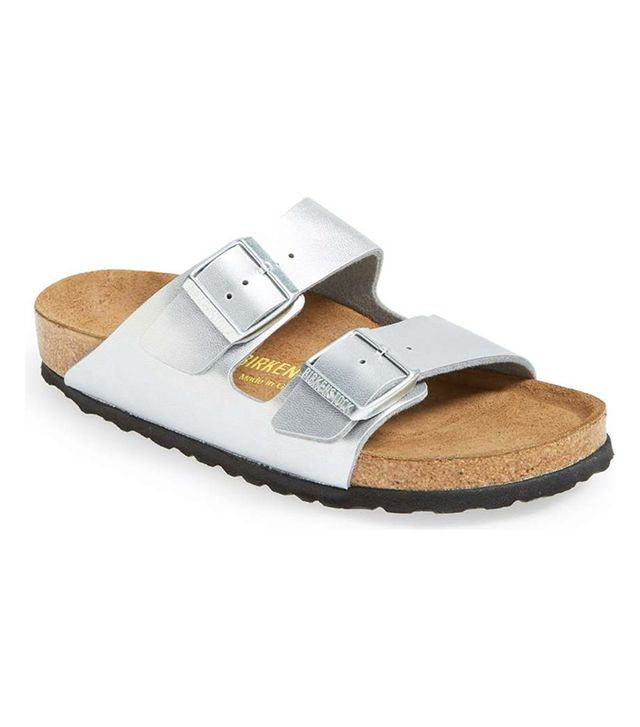 'Arizona Birko-Flor' Soft Footbed Sandal