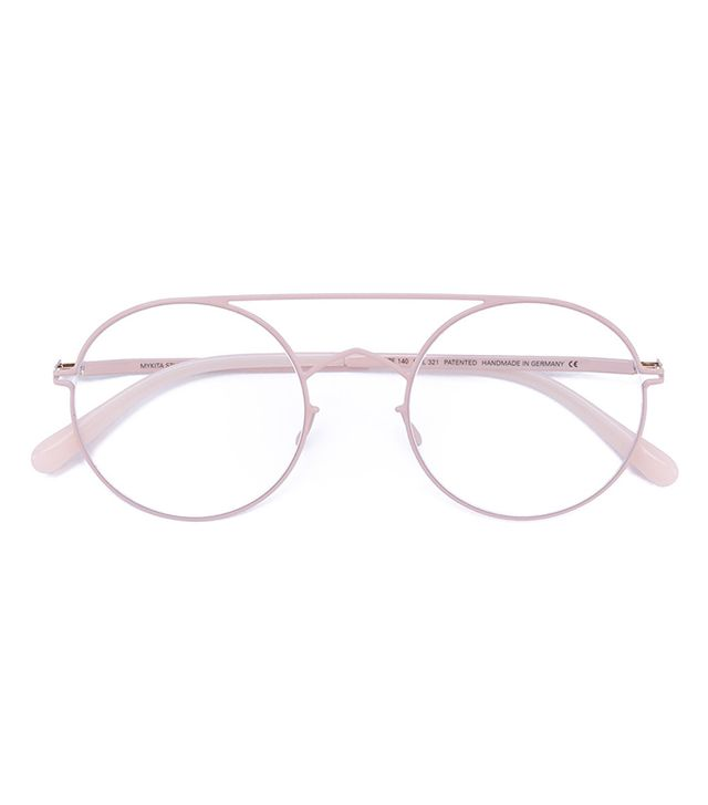 Wire Frame Glasses Trend : Shop the Wire-Rim Glasses Trend WhoWhatWear AU