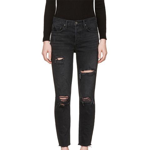 Black Karolina Jeans