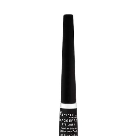 Exaggerate Liquid Eyeliner Black 1