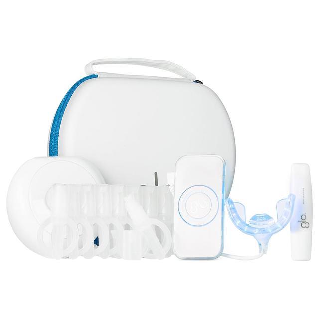 GLO Brilliant(TM) Teeth Whitening Device White