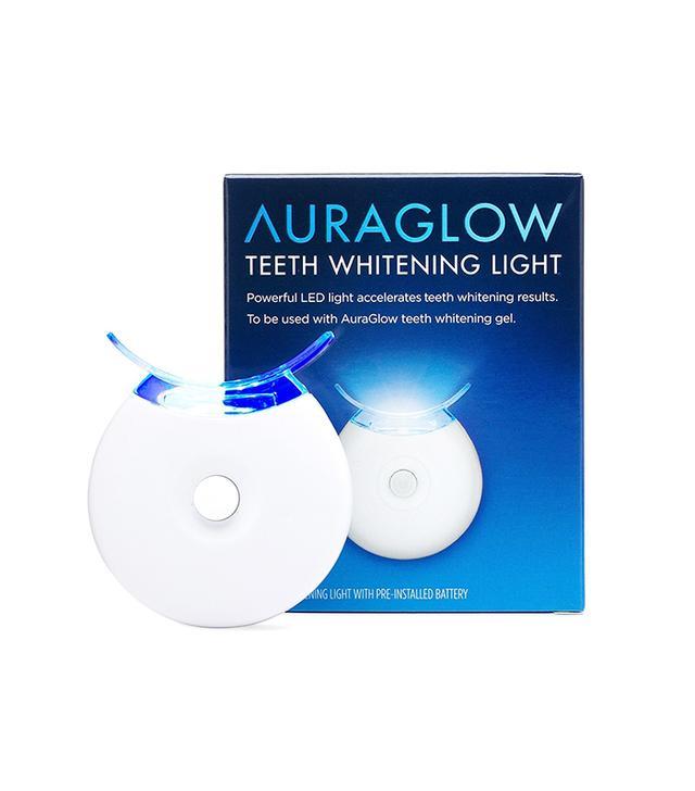 AuraGlow 5x Blue LED Light Teeth Whitening Accelerator Light