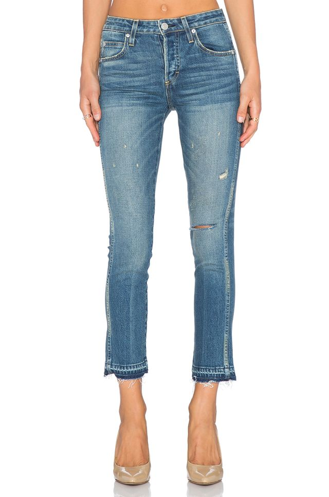 Best ankle crop jeans