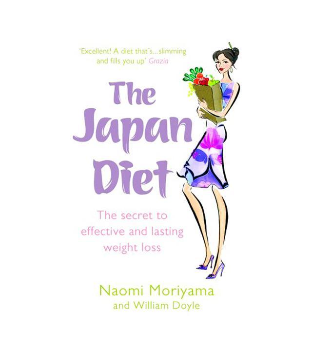 Naomi Moriyama The Japan Diet