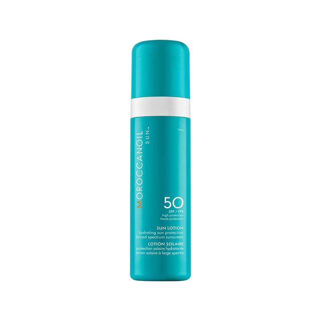 moroccanoil sun lotion spf 50 - how to prevent sunburn